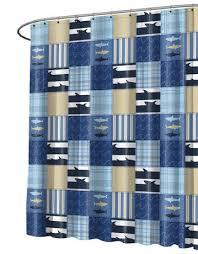 Walmart Canada Bathroom Curtains by Mainstays Kids Blue Shark Shower Curtain Walmart Canada