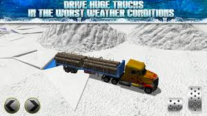 100 3d Tow Truck Games Amazoncom 3D Ice Road Er Parking Simulator Game Appstore For