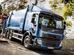 100 Truck Sleeper Cab Volvo FE 320 62 Rigid Cab Refuse Truck 2013pr