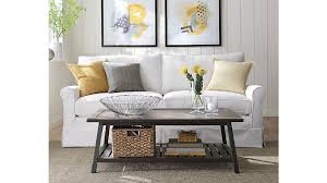 Crate And Barrel Willow Sofa by Slipcover Only For Harborside 3 Seat Sofa Crate And Barrel