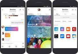 Skype for iPhone gains chat bots its version of Stories message