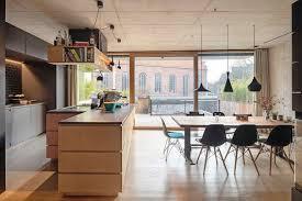 innenausbau eines wohnhauses in münster respektvoller
