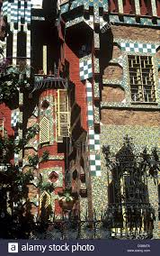 100 Antoni Architects The Residential Villa Casa Vicens Forming Part Of The Architects