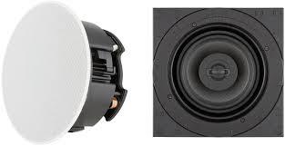 Sonance In Ceiling Speakers by Sonance In Wall U0026 In Ceiling Speakers U2014 Home Technology Experts