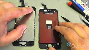 fical iPhone 5s Screen LCD Replacement Video & Instructions