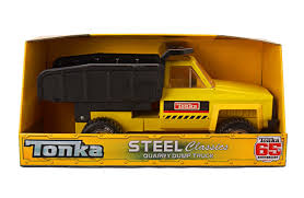 Tonka Steel Classics Quarry Dump Truck | Toyworld