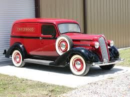 100 1937 Plymouth Truck Sedan Delivery CLASSIC CARS S Pickup Trucks