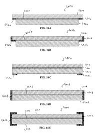 Tegular Ceiling Tile Dimensions by Patent Us7798287 Acoustical Ceiling Panels Google Patents