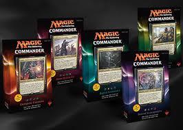 Premade Commander Decks 2015 by Commander 2016 Decklists Manaleak Magic The Gathering