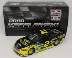 MotorSportsAuctions.com - Brad Keselowski 2016 Alliance Truck Parts ...