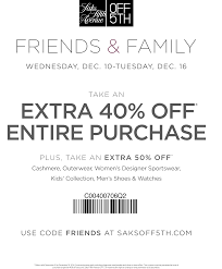 Pinned December 14th: Extra 40% Off Everything At #Saks OFF 5TH, Or ... Aeropostale Coupon Codes 1018 In Store Coupons 2016 Database 2017 Code How To Use Promo And For Aeropostalecom Gift Card Discount Replacement Code Revolve Clothing Coupon New Customer Idee Regalo Pasta Di Mais Coupons Usa The Learning Experience Nyc 10 Off Home Facebook Aropostale Final Hours 20 Off Free Shipping On 50 Or More Gh Bass In Store August 2018 Printable Aeropostale