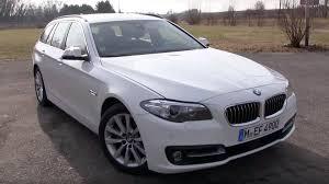 2016 BMW 530d Touring 258 HP Test Drive