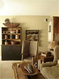 Primitive Living Room Wall Colors by 70 Best Primitive Living Rooms Images On Pinterest Country Decor
