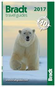 Bradt Catalogue 2017 By Travel Guides