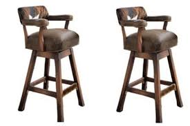 Cowhide Bar Stools Exotic Chairs WE BEAT FREE SHIPPING