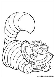 Full Image For Disney Movies Coloring Pages Magic Artist Online Alice In Wonderland