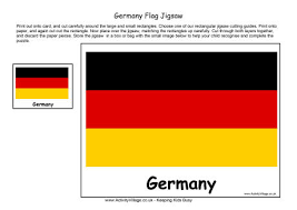 Germany Flag Printables