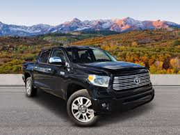 100 Trucks For Sale In Colorado Springs PreOwned 2015 Toyota Tundra CrewMax 57L V8 6Spd AT Platinum
