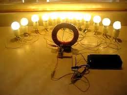 new type of tpu lights 12 bulbs