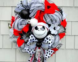 Nightmare Before Christmas Decorations by Nightmare Before Christmas Decor Etsy