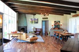 living room mid century modern eclectic living room breakfast