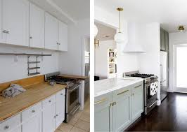 Kitchen Renovation Before After Sarah Sherman Samuel