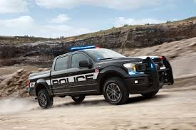 All-New Ford® F-150 Police Responder Police Truck | First Pursuit ...