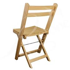100 Folding Chair Hire Wooden For Back Armchair Natural Finish Beech