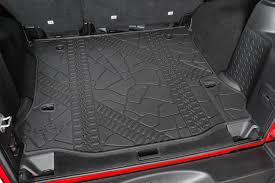 100 Heavy Duty Truck Floor Mats Vehicle Parts Accessories Interior CHRYSLER JEEP WRANGLER