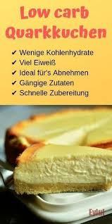 low carb quarkkuchen lecker und kalorienarm cake