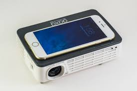 Leverage iPhone 6 Video Output Modes with a Pico Projector