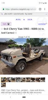 100 Phx Craigslist Cars Trucks Browsing Craiglist When I Came Across This Beaut Phoenix