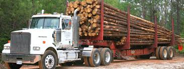 Log Truck Driver — Forestry Works