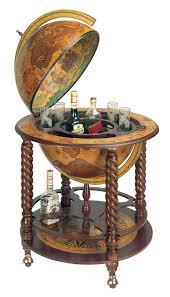 bar globe world bar globes floor globe bars table top cart