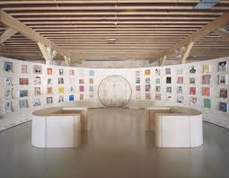100 Creative Space Design A New Los Angeles Pays Homage To The Beauty Of Print