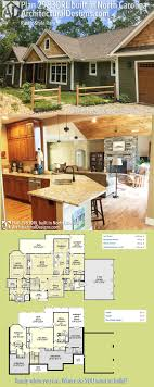 Architectural Designs Rustic Ranch House Plan 29830RL Was Built By Our Client In North Carolina With