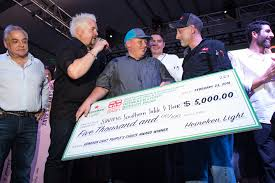 SOBEWFF 2018: Swine Wins Burger Bash People's Choice Award | Miami ... Food Network Food Truck Season 3 Winner Fairy Tail Episode 96 Summary Network Gossip 2017 Grill Em All Truck Going Brick And Mortar In The Sgv Eater La Great Race Returns For Season 6 With A Road Trip Category Ding Pulse Tulane Roulez Out Students Meal Plans Nolacom College Of Dupage Rally Sunset 5k Glen Ellyn Il 2018 Evolution Owners Strategize As Novelty Wears Off Fox13 About The Show 2 Shows On Dirty Smoke Bbq Blog Eating Out Las Vegas Foodie Fest 2013 Seoul Sausage Company Sawtelle Hosts Korean Heat Is On For New Roster Of Hopefuls In Return