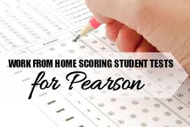 Pearson Desk Copy Return by How To Work At Home As A Pearson Scorer