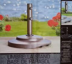 Hampton Bay Patio Umbrella Stand by Amazon Com New Outdoor Patio Garden Cast Iron Umbrella Base