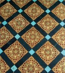 Victorian And Edwardian Geometric Encaustic Tiled Floors
