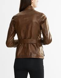 leather jackets for women belstaff official us site