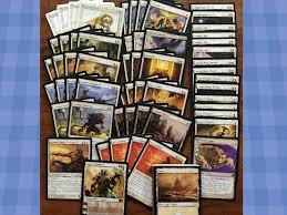 Most Expensive Mtg Deck Modern by How To Make A Magic The Gathering Deck 13 Steps With Pictures