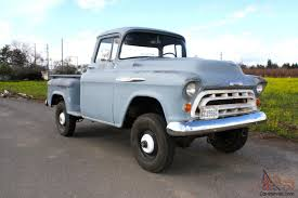 1957 Chevrolet NAPCO Stepside Pickup, Big Window, Short Bed, 1/2 Ton ... Chevrolehucktrendcom Split Vintage Chevy Truck For Sale 1959 Studebaker Napco Pickup S159 Anaheim 2016 Chevrolet Apache Napco W35 Kissimmee 2015 Task Force Luv This Flee Flickr 4x4 Trucks The Forgotten Split Personality Legacy Classic 1957 Chevy 3100 Hicsumption Gmc 370 Series Truck With Factory Original 302 Six Cylinder Old For Sale Best Car Specs Models 100 4x4s Pinterest Bring A Trailer Suburban 4x4 Clean