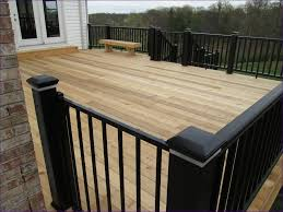 Outdoor Ideas : Awesome Custom Deck Railing Ideas Composite ... Best 25 Deck Railings Ideas On Pinterest Outdoor Stairs 7 Best Images Cable Railing Decking And Fiberon Com Railing Gate 29 Cottage Deck Banister Cap Near The House Banquette Diy Wood Ideas Doherty Durability Of Fencing Beautiful Rail For And Indoors 126 Dock Stairs 21 Metal Rustic Title Rustic Brown Wood Decks 9