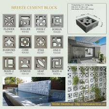 35 Extraordinary Breeze Block Ideas For Beautiful Home Style