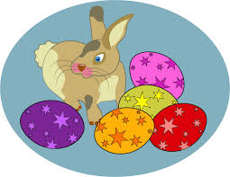 Easter Bunny Clipart Free Stock Public Domain