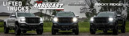 Lifted Trucks | Truck Lift Kits | Lifted Trucks For Sale | Dave Arbogast