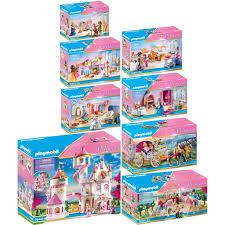 playmobil 70447 9 50 1 2 3 4 5 princess 8er set ko
