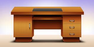 table de bureau conception de la table ordinateur de bureau psd télécharger psd