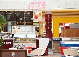 Restaurant Cafe CAFE COFFEE DAY At Plzen Plaza Shopping Mall